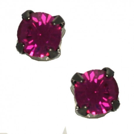Elmira 4mm Stud earrings