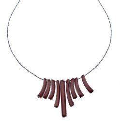 Adoria Red Necklace
