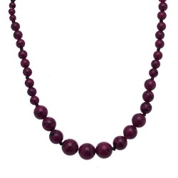 Gwyneth Purple Necklace