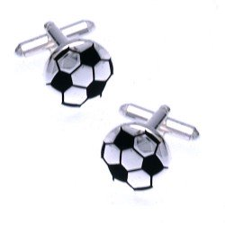 Footie Cufflinks